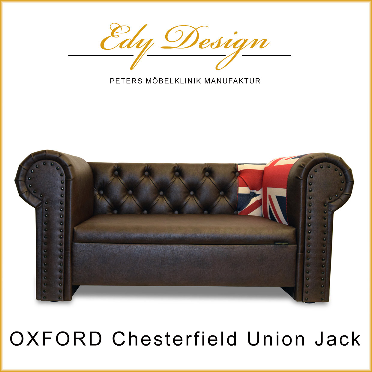 Union Jack Dog Bed Ebay